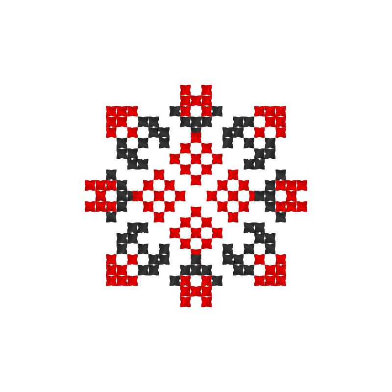 Текстовий слов'янський орнамент: Знання