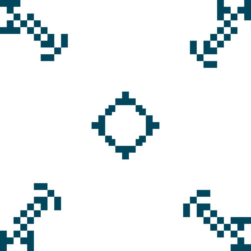 Текстовий слов'янський орнамент: Стала мода