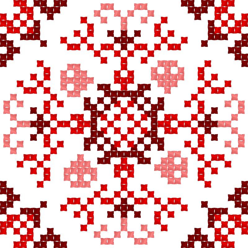 Текстовий слов'янський орнамент: 2