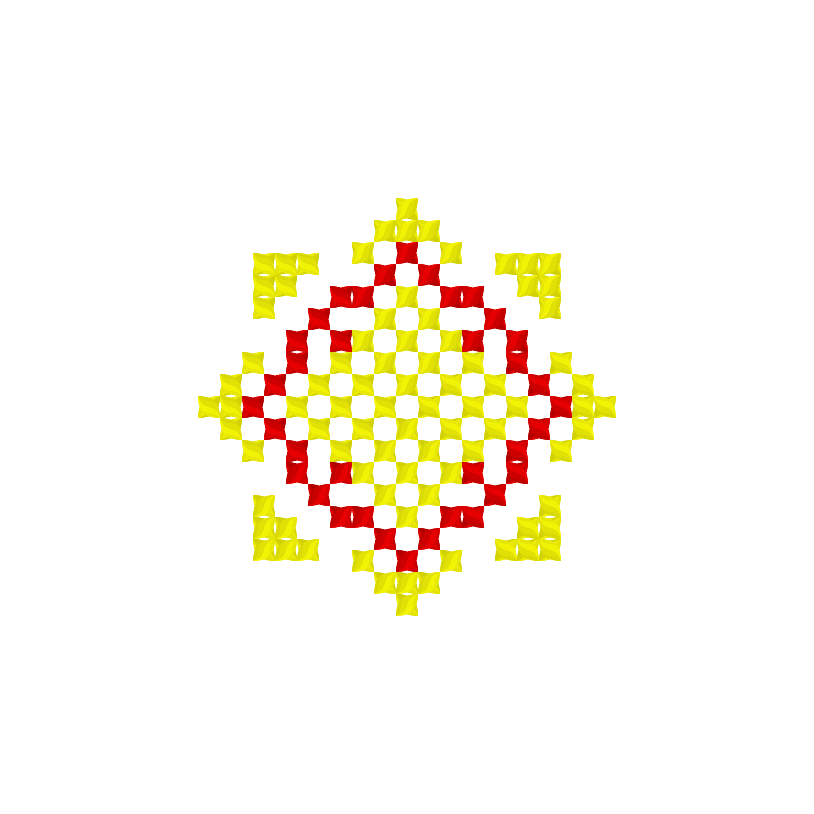 Текстовий слов'янський орнамент: Злата
