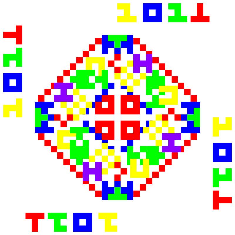 Текстовий слов'янський орнамент: Семінар 2021