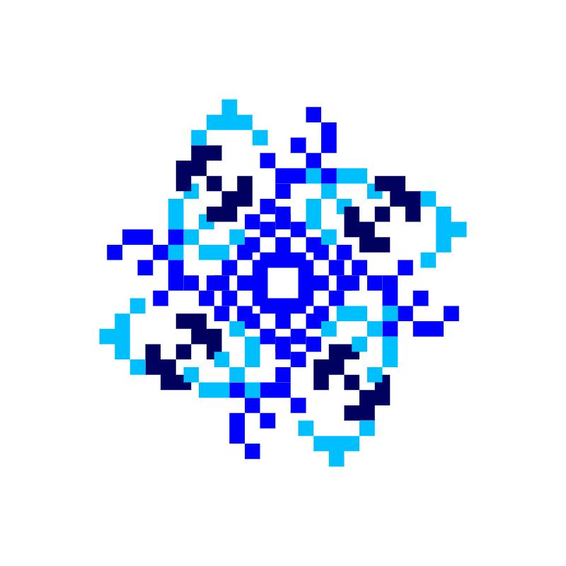 Текстовий слов'янський орнамент: Дитинчатко