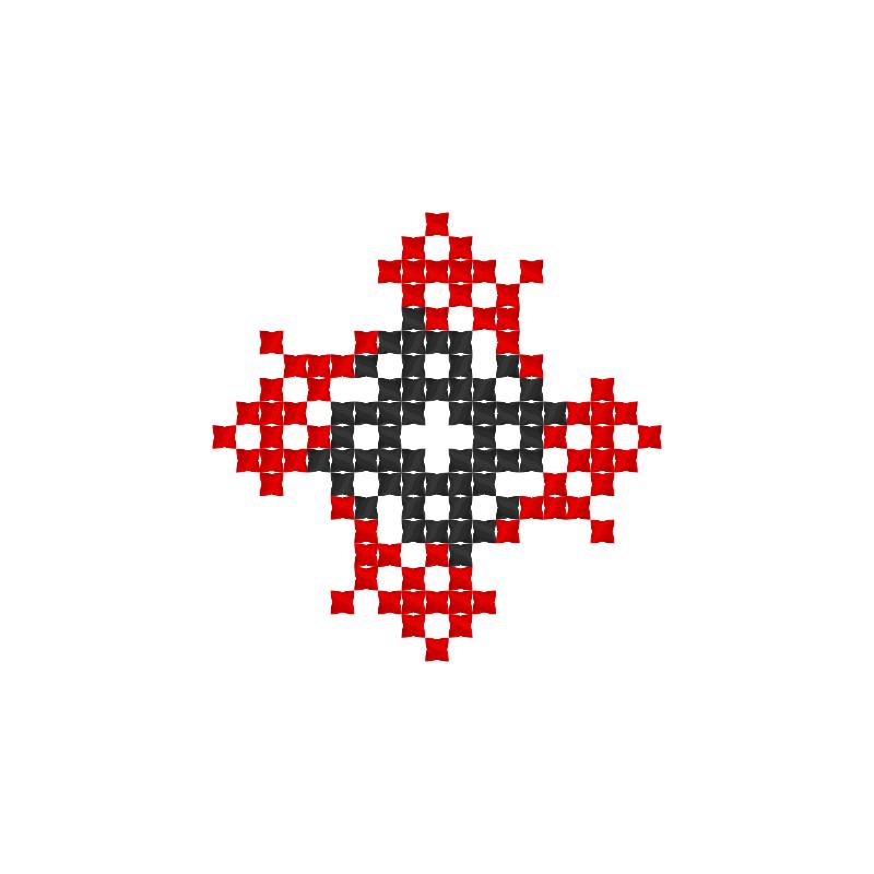 Текстовий слов'янський орнамент: Фаол