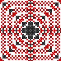 Текстовый украинский орнамент: 2 Фаза України