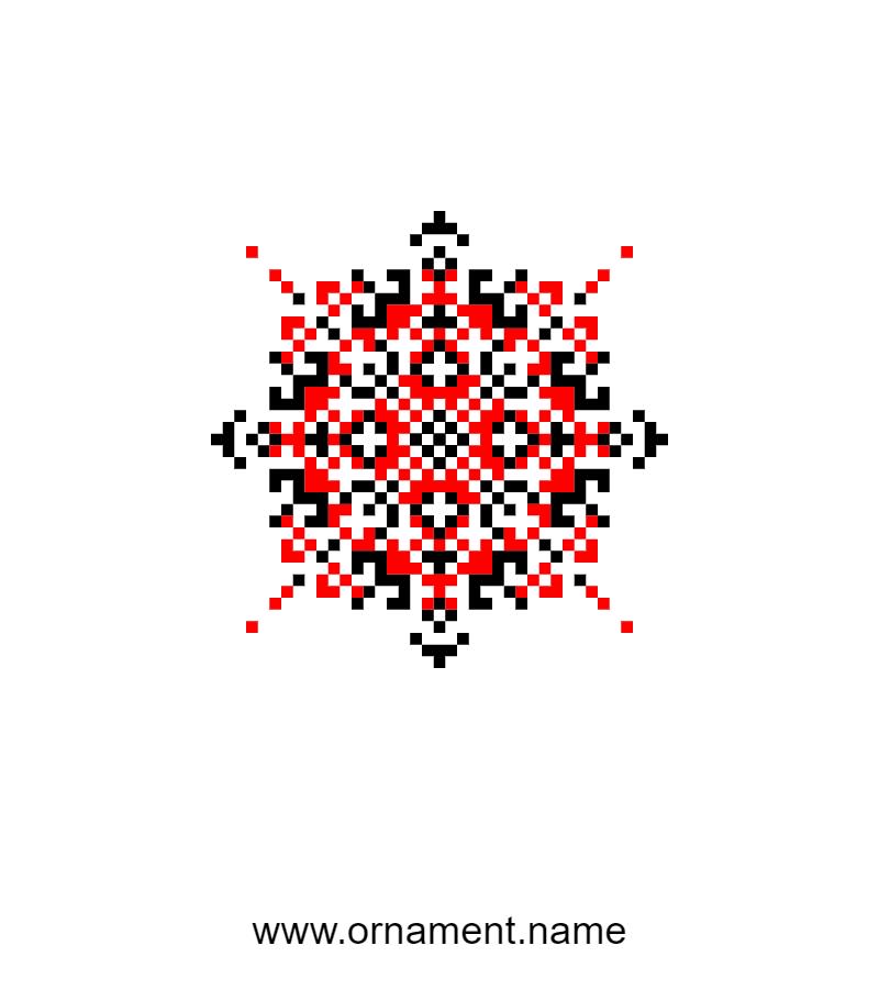 Текстовий слов'янський орнамент: Шпилясті кобзарі