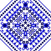 Текстовый украинский орнамент: Светомiр